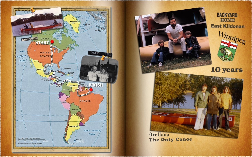 Photo Album inside cover